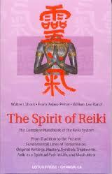 Book- The Spirit of Reiki