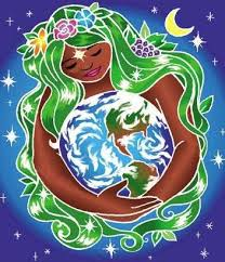 Work with your Reiki to heal your issues with Mother Earth.